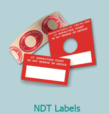 NDT Labels from Inspection Plug Strategies